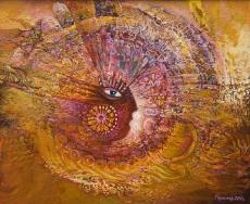 Зоркий глаз, 30х24, 2010г.