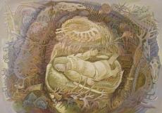 Сон кочевника, 86х120, 2010г.