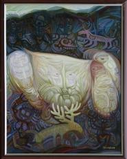 Бытие из древности, 98х75, 2011г.