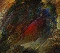 Космический прорыв, 55х63, 1999г